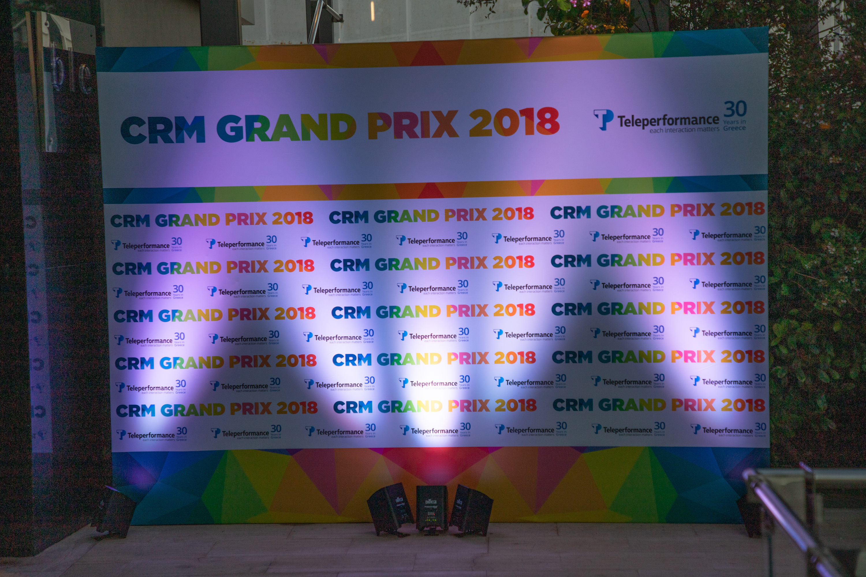 CRM Grand Prix Teleperformance